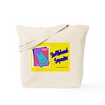 Shuffleboard Superstar Tote Bag