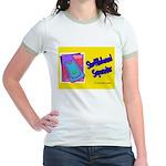 Shuffleboard Superstar Jr. Ringer T-Shirt