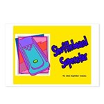 Shuffleboard Superstar Postcards (Package of 8)