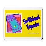 Shuffleboard Superstar Mousepad