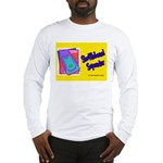 Shuffleboard Superstar Long Sleeve T-Shirt