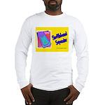 Shuffleboard Superstar Long Sleeve T-Shirt