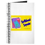 Shuffleboard Superstar Journal