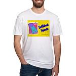 Shuffleboard Superstar Fitted T-Shirt
