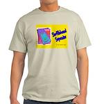 Shuffleboard Superstar Ash Grey T-Shirt
