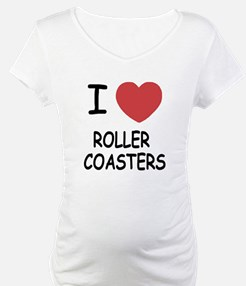 I heart roller coasters Shirt