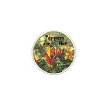 Peppers mini button