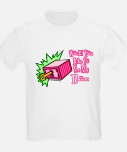 Like To See My Box Kids T-Shirt