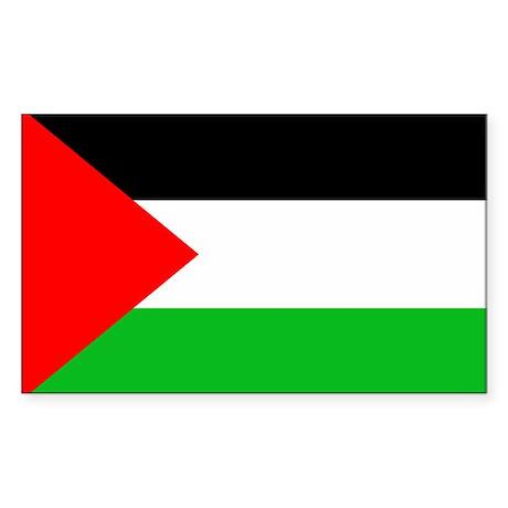 Palestine - Sticker (Rect.)
