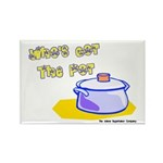 Who's Got The Pot 06 Rectangle Magnet (10 pack)