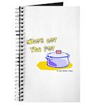 Who's Got The Pot 06 Journal