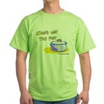 Who's Got The Pot 06 Green T-Shirt