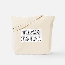 Team Fargo Tote Bag