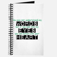 Listen with your Heart Journal