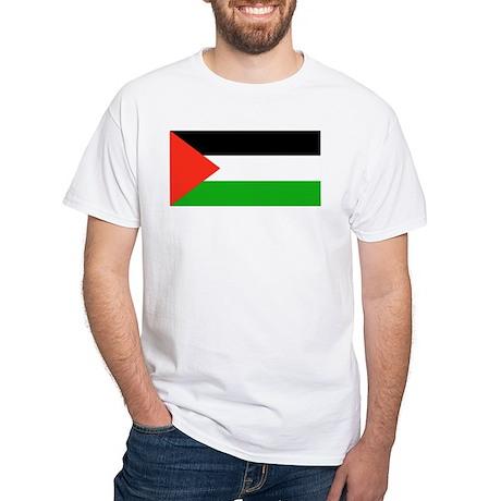 Palestine - White T-Shirt