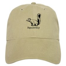 Squirrely Hat