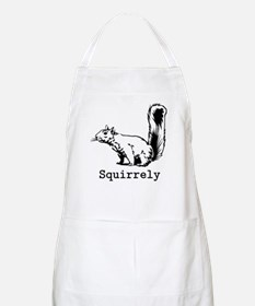 Squirrely Light Apron