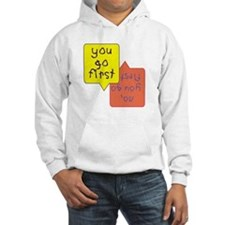 Twins - You go first Jumper Hoody