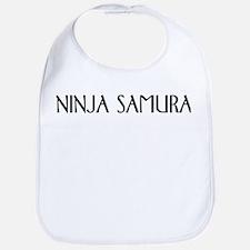 Ninja Samurai Bib