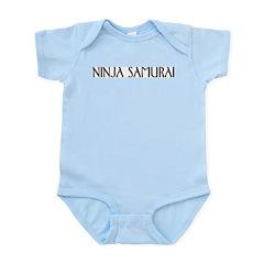 Ninja Samurai Infant Creeper
