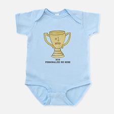 Personalized Trophy Infant Bodysuit