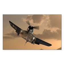 F4U Composite Rectangle Decal