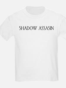 shadow assasin Kids T-Shirt