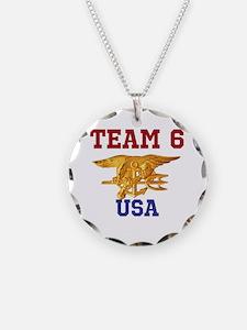 Team 6 Necklace