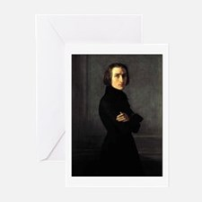 Liszt Greeting Cards (Pk of 20)