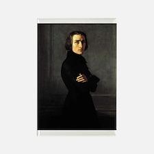 Liszt Rectangle Magnet (10 pack)