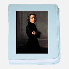 Liszt baby blanket