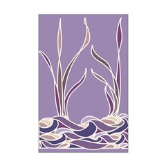Lavender Sunset Marsh Posters