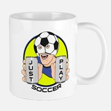 Just Play Soccer Mug