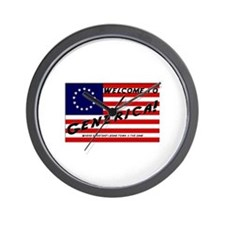 Generica USA Wall Clock