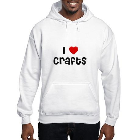 I * Crafts Hooded Sweatshirt