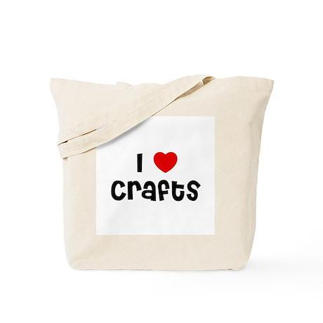 I * Crafts Tote Bag