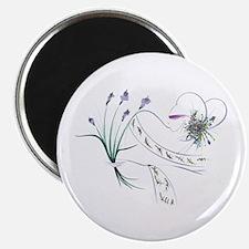 Flower Song Magnet