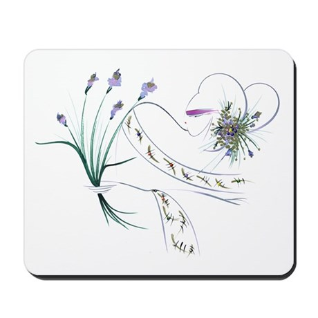 Flower Song Mousepad