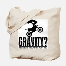 Gravity-Motocross Freestyle/Cordova Tote Bag