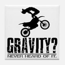 Gravity-Motocross Freestyle/Cordova Tile Coaster