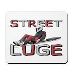 Street Luge Racer Mousepad