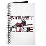 Street Luge Racer Journal