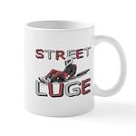 Street Luge Racer Mug