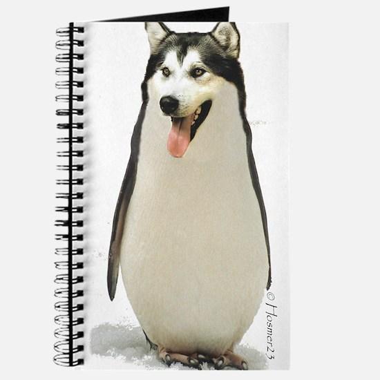 Malamute Penguin Journal