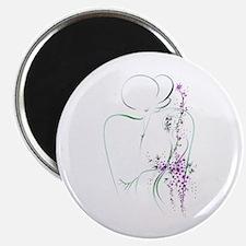 Porcelain Doll Magnet