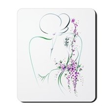 Porcelain Doll Mousepad