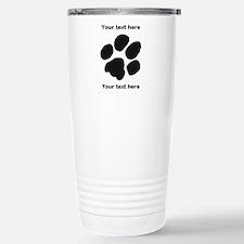 Pawprint - Customisable Travel Mug