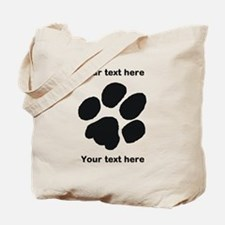 Pawprint - Customisable Tote Bag