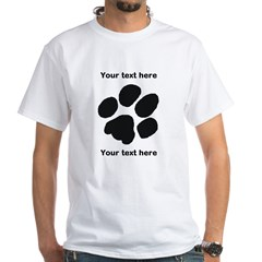 Pawprint - Customisable Shirt