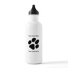 Pawprint - Customisable Sports Water Bottle